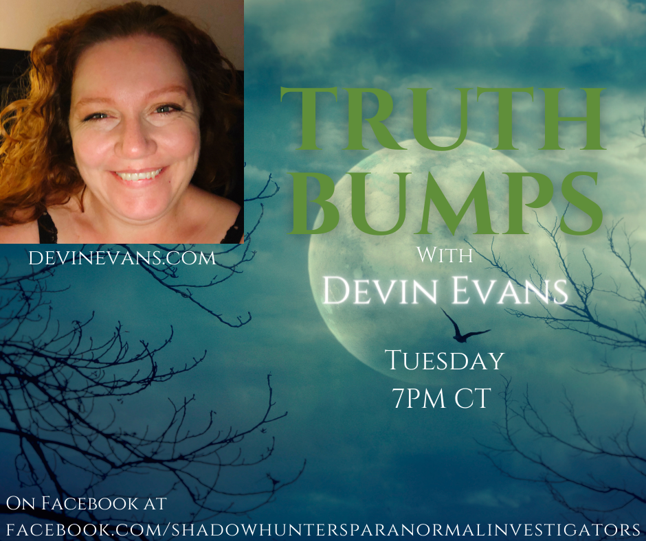 Devin Evans Truth Bumps Podcast