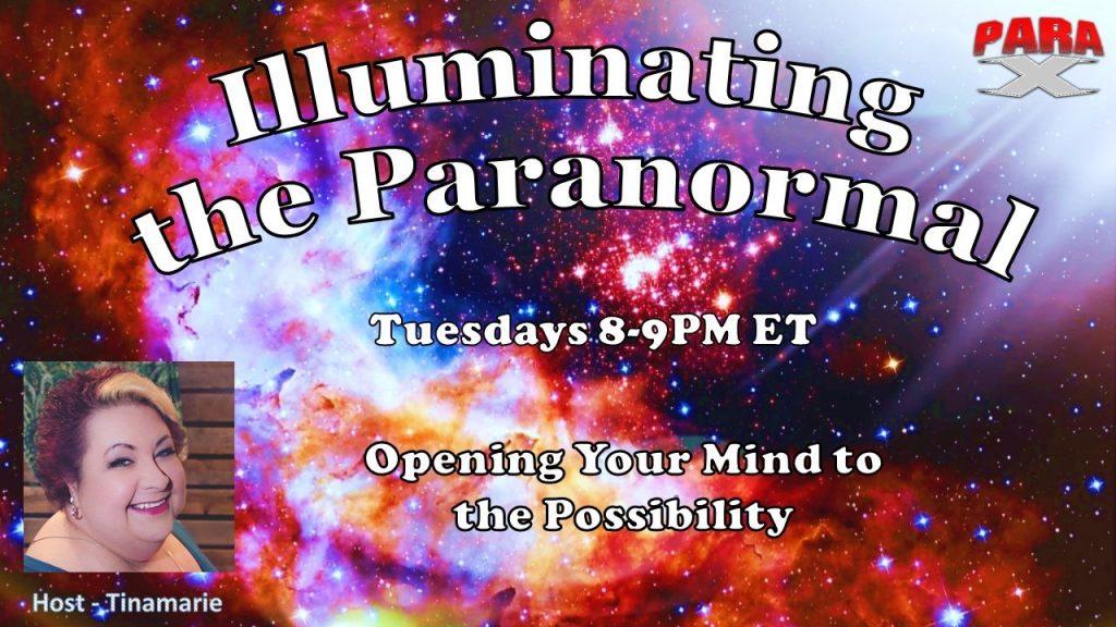 Tina Marie - Illuminating The Paranormal
