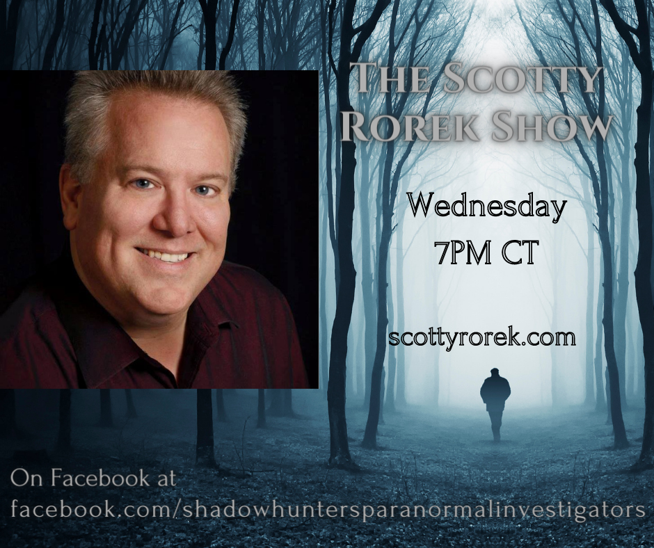 Scotty Rorek Show Podcast Poster